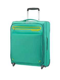 american-tourister-lightway-upright-50cm-cabin-case-mint-green