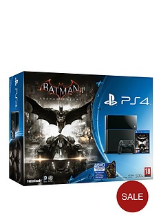 playstation-4-500gb-console-with-batman-arkham-knight-and-optional-12-months-playstation-plus-or-batman-gaming-headset