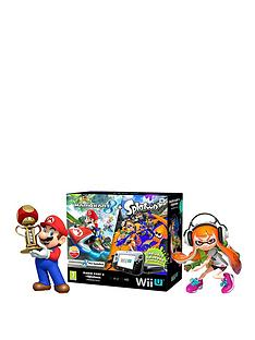 nintendo-wii-u-mario-kart-8-hard-bundle-with-splatoon