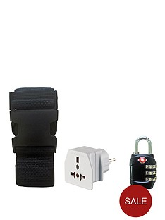 redland-travel-pack-1-strap-lock-and-adaptor