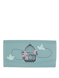bombay-duck-vintage-birdcage-travel-wallet