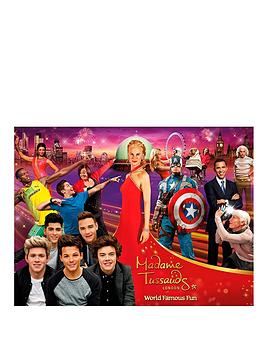 virgin-experience-days-madame-tussauds-for-two-adults-and-two-children