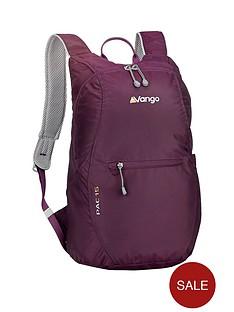 vango-pac-15-litre-travel-rucksack