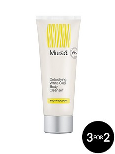 murad-detoxifying-white-clay-body-cleanser