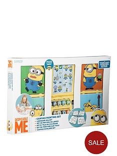 minions-canvas-painting-set