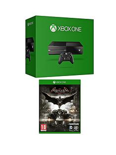 xbox-one-console-no-kinect-with-batman-arkham-knight-and-optional-batman-headset-or-12-months-xbox-live