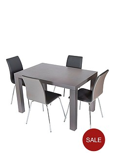 kingsley-dining-table-and-4-dante-chairs