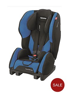 recaro-young-expert-plus-car-seat-group-1-saphir