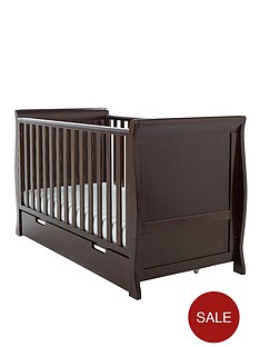 obaby-lincoln-sleigh-cot-bed