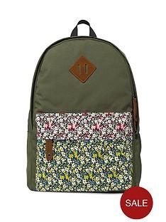 printed-floral-backpack-khaki
