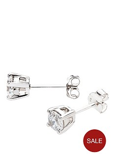 love-diamond-9-carat-white-gold-50-point-diamond-solitaire-earrings