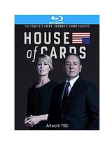 House of Cards: Seasons 1-3 (UV) Special Edition- Blu-ray