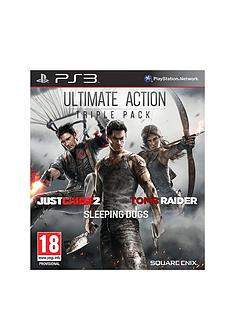 playstation-3-ultimate-action-triple-pack-includes-tomb-raider-just-cause-2-and-sleeping-dogs