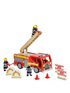 tidlo-wooden-fire-engine
