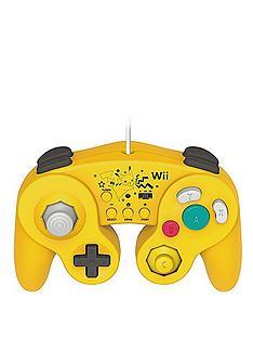 nintendo-wii-u-super-smash-bros-controller-pikachu