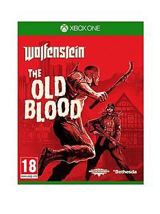 xbox-one-wolfenstein-the-old-blood