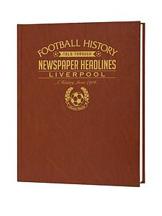 football-newspaper-a3-book