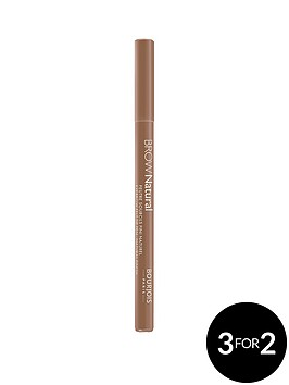 bourjois-natural-brow-liner-chatain