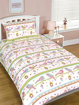 Birds Single Duvet Cover Set