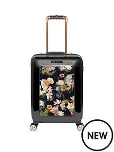 ted-baker-hard-sided-4-wheel-opulent-bloom-cabin-case