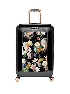 ted-baker-hard-sided-4-wheel-opulent-bloom-medium-case