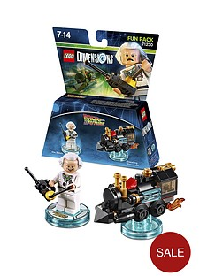 lego-dimensions-bttf-doc-brown-fun-pack-back-to-the-future-71230