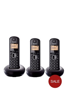 panasonic-kx-tgb213eb-digital-cordless-phone-trio-pack