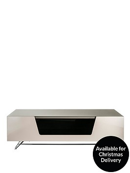 alphason-chromium-1200-mm-tv-stand-without-bracket--ivory-fits-up-to-50-inch-tv