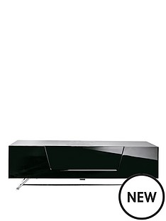 alphason-chromium-1200-mm-tv-stand-black