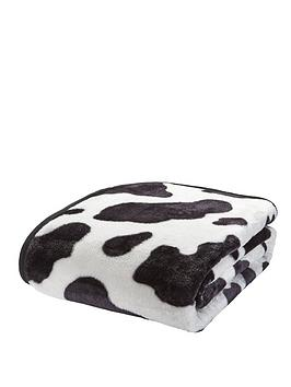 catherine-lansfield-animal-print-raschel-throw-hide