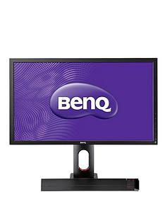 benq-xl2720z-27-inch-true-144hz-3d-vision-20-widescreen-tn-led-full-hd-gaming-monitor-blackred