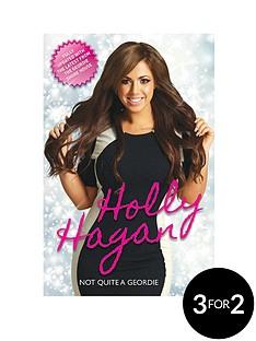 not-quite-a-geordie-holly-hagan-paperback