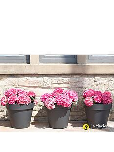 la-hacienda-set-of-3-x-40cm-eco-friendly-capri-pots-anthracite