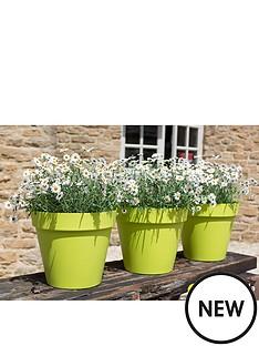 la-hacienda-set-of-3-x-40cm-eco-friendly-capri-pots-green