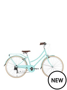 bobbin-brownie-26-inch-st-ives-green-46cm-bicycle-with-assembly
