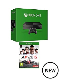 xbox-one-console-no-kinect-with-f1-2015-and-optional-official-licensed-hori-racing-wheel