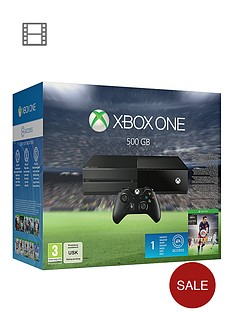xbox-one-500gb-console-with-fifa-16-and-free-lego-jurassic-world-optional-12-months-xbox-live-andor-controller