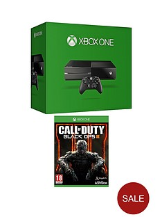 xbox-one-console-with-call-of-duty-black-ops-3-and-optional-3-or-12-months-xbox-live