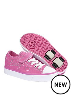 heelys-skate-shoe-x2-snazzy-pink-glitter-uk-2