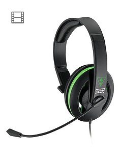 turtle-beach-ear-force-recon-30x-chat-headset