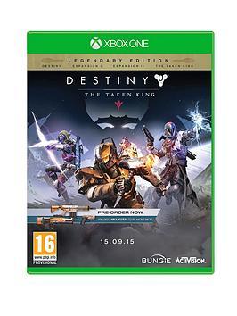 xbox-one-destiny-the-taken-king-legendary-edition