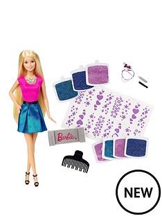 barbie-glitter-hair