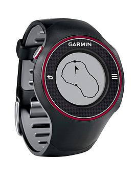 Garmin Approach S3 Touchscreen GPS Golf Watch - Grey/Red