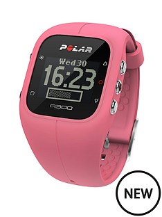 polar-a300-fitness-monitor-with-heart-rate-monitor-pink