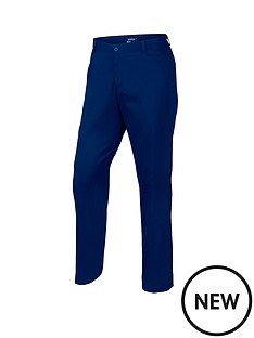 nike-flat-front-mens-golf-trousers-navy