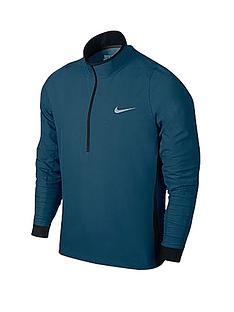 nike-jetstream-protect-half-zip-golf-fleece-blue