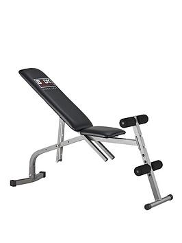 Body Sculpture Adjustable Weight Bench
