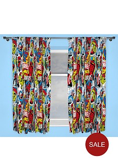 comic-justice-pleated-curtains