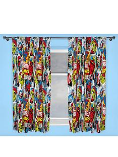 marvel-comic-justice-pleated-curtains