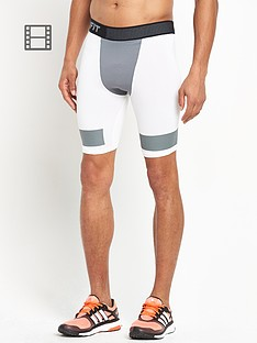 adidas-mens-techfit-cool-shorts